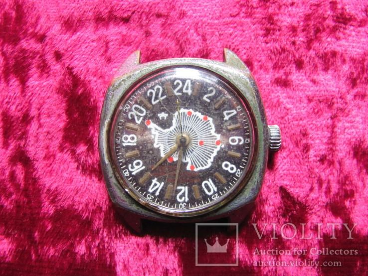 Часы Ракета Советская Антарктическая Экспедиция