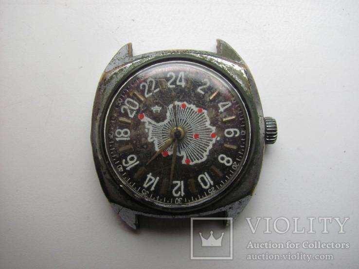 Часы Ракета Советская Антарктическая Экспедиция, фото №5
