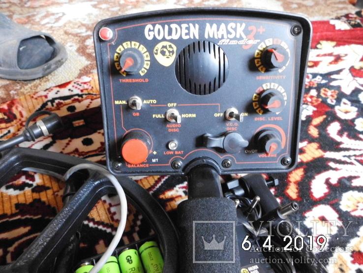 Golden Mask 3+ Turbo, фото №3