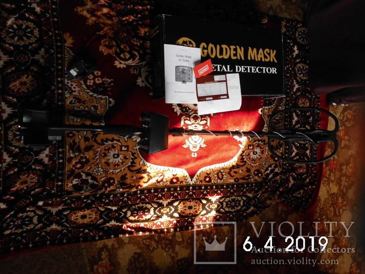 Golden Mask 3+ Turbo, фото №10