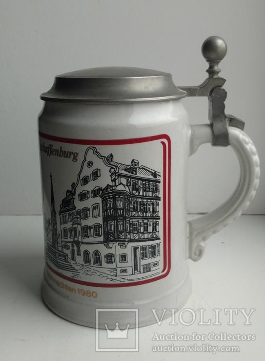 Пивная кружка. Германия, фото №4