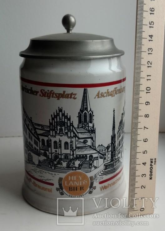 Пивная кружка. Германия, фото №10