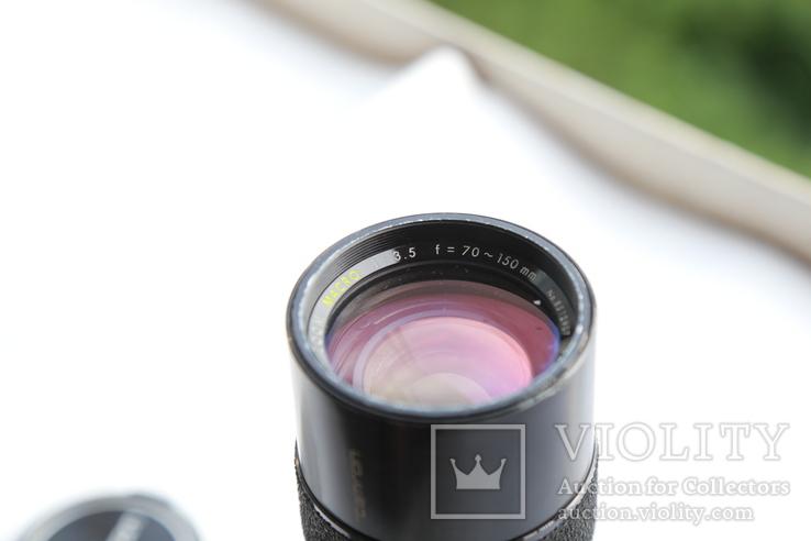 Об'єктив Tamron Zoom Macro 1:3.5 f=70-150, фото №10