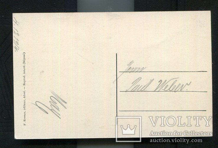 1-я мировая война армия Бельгии карабинер 1914 г, фото №3