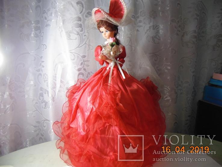 Кукла музыкальная. 65 см.