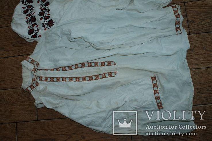 Большой лот сорочек + рубашка, фото №3