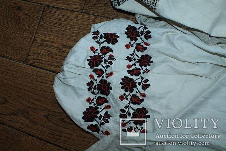 Большой лот сорочек + рубашка, фото №5
