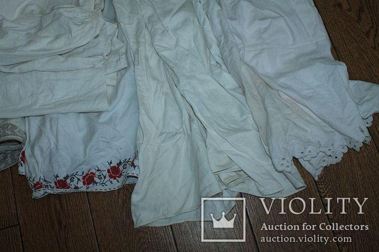 Большой лот сорочек + рубашка, фото №11