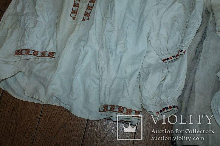 Большой лот сорочек + рубашка, фото №12