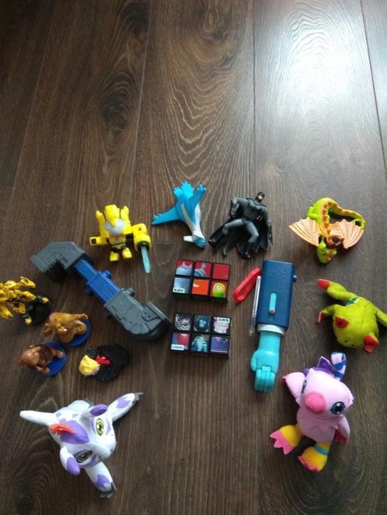 Игрушки из McDonald's