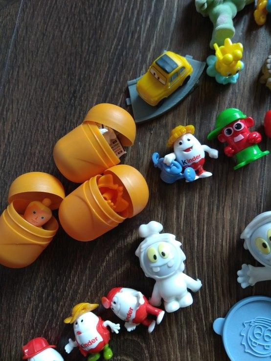 Игрушки из kinder surprise, фото №3