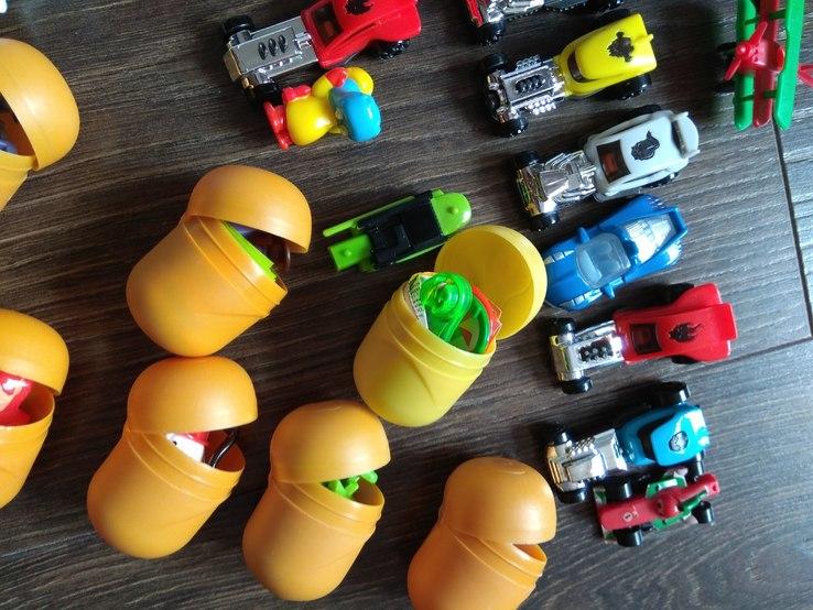 Игрушки из kinder surprise, фото №7
