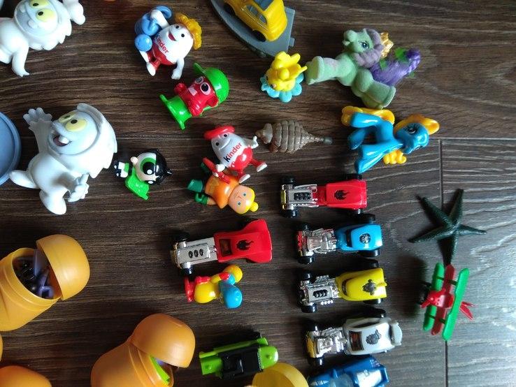 Игрушки из kinder surprise, фото №8