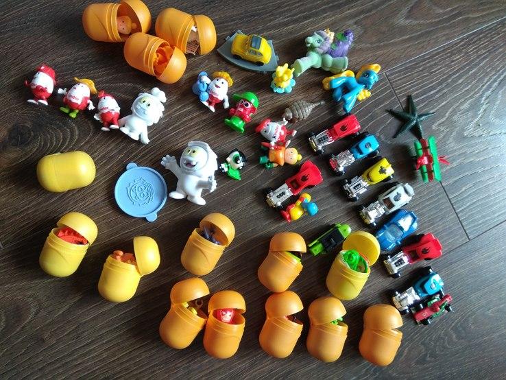 Игрушки из kinder surprise, фото №9