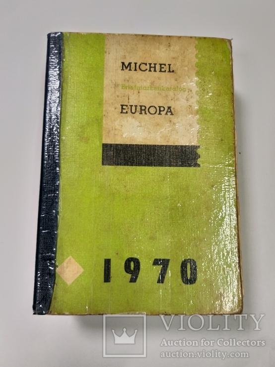 Каталог марок MICHEL 1970