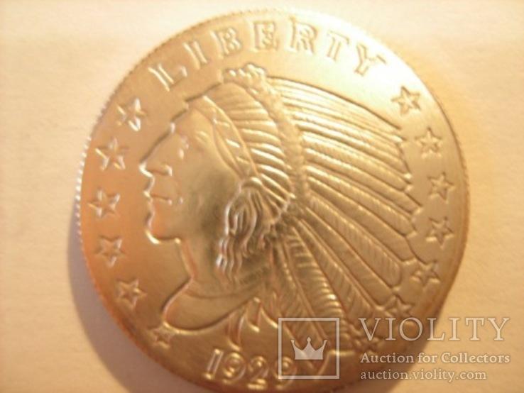 Либерти доллар 1929 год