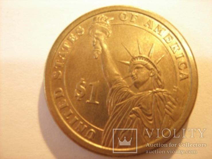 1 доллар 2007 - Томас Джефферсон 3 президент, фото №7