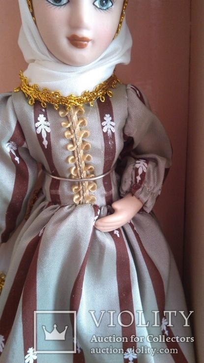 Фарфоровая кукла 1, фото №3