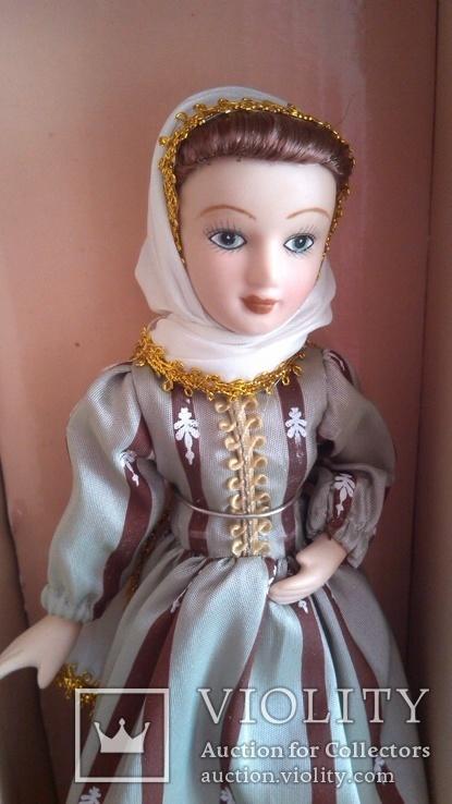 Фарфоровая кукла 1, фото №4