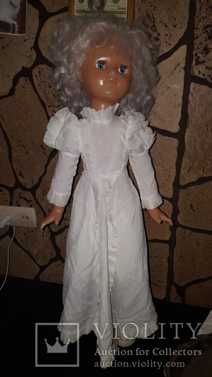 Кукла СССР, 75см, в родной одежде, фото №3