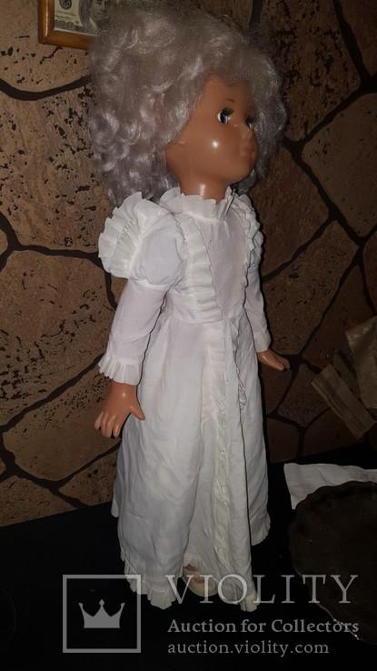 Кукла СССР, 75см, в родной одежде, фото №4