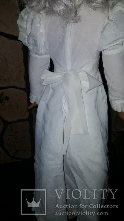 Кукла СССР, 75см, в родной одежде, фото №8