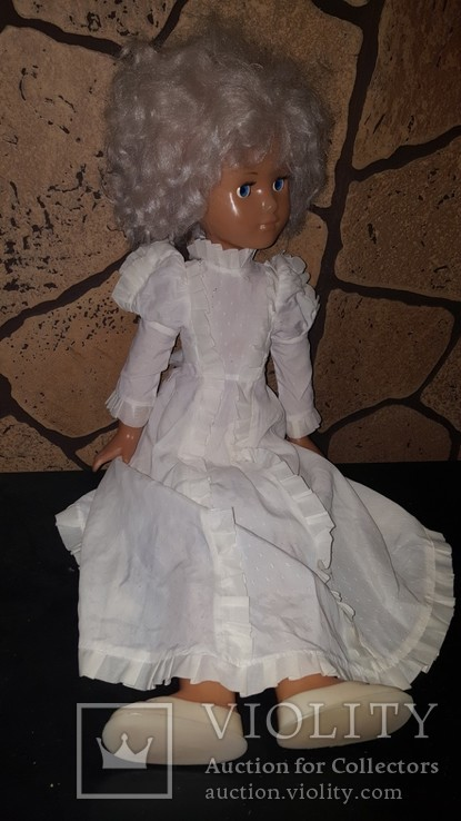 Кукла СССР, 75см, в родной одежде, фото №9
