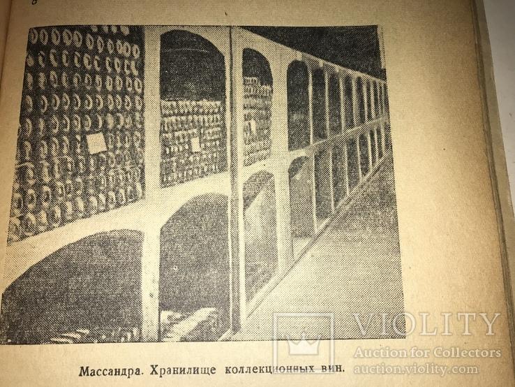 1947 Винокомбинат Массандра, фото №6