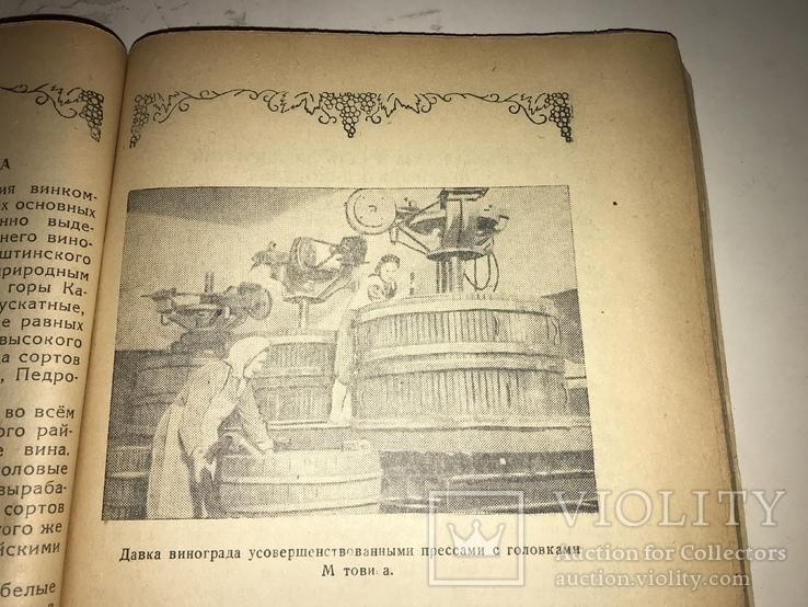 1947 Винокомбинат Массандра, фото №9