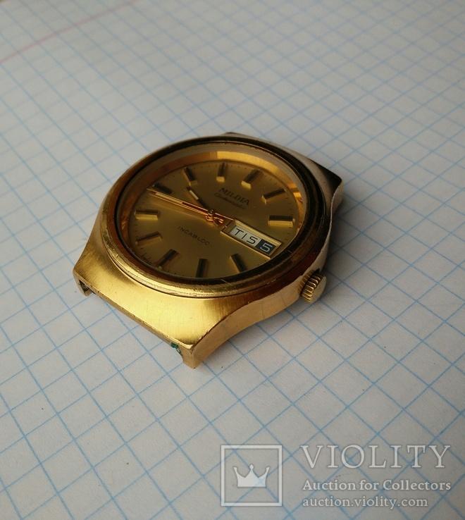 Наручные часы Mildia automatic. Swiss made, фото №6