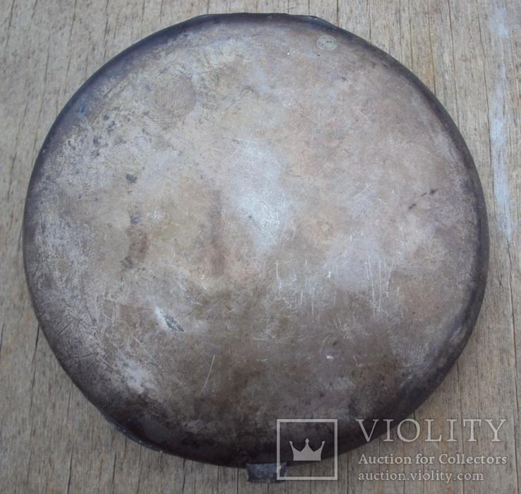 Старая серебряная пудреница., фото №6