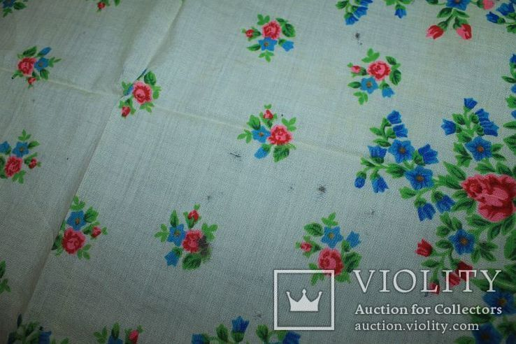 Шерстяной платок №252, фото №6