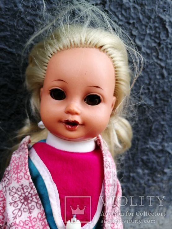 Кукла с длинными волосами, фото №3