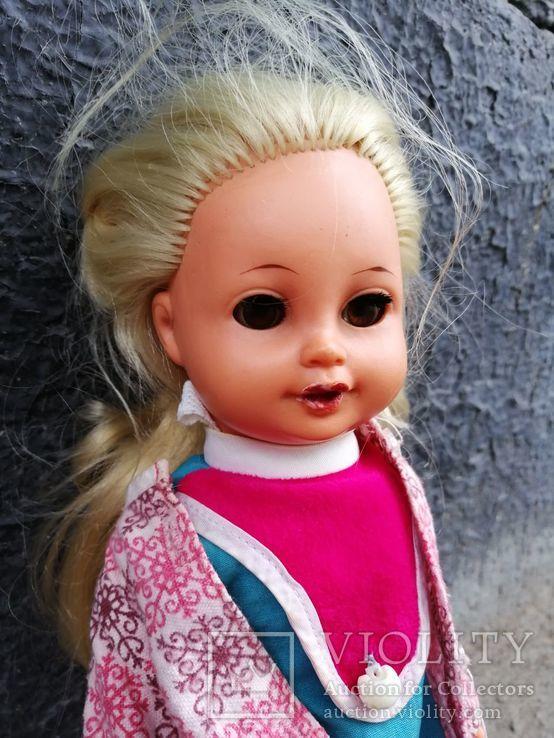 Кукла с длинными волосами, фото №4