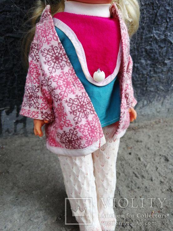 Кукла с длинными волосами, фото №5