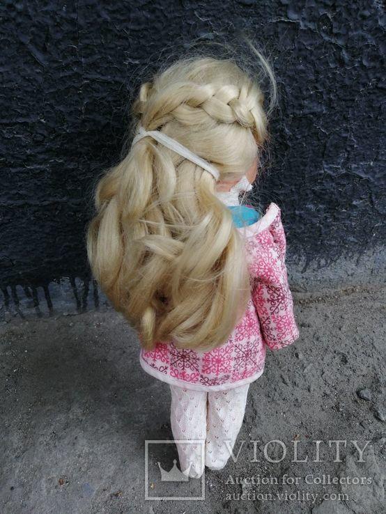 Кукла с длинными волосами, фото №6