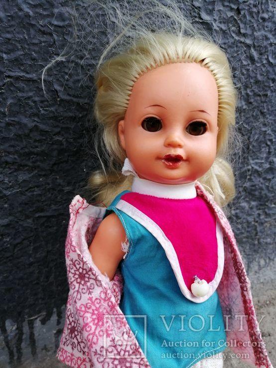 Кукла с длинными волосами, фото №9