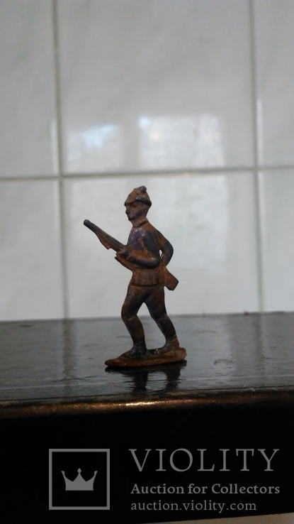 Солдат РККА 30 годы, фото №3
