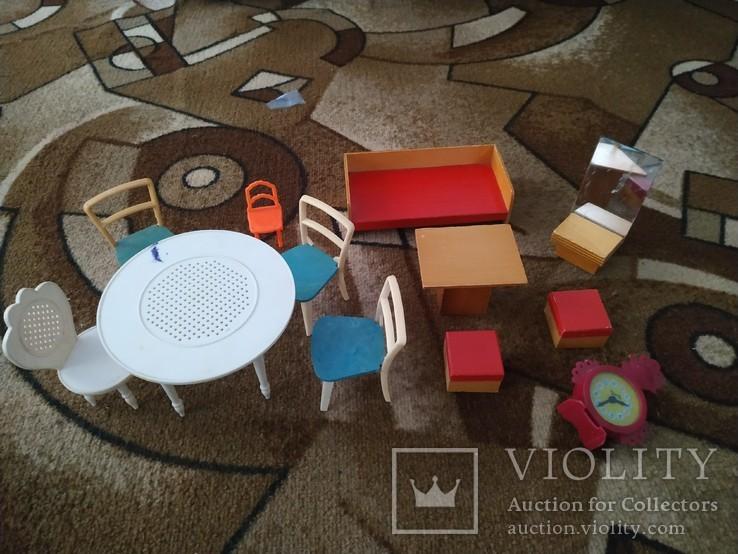 Кукольная мебель, фото №5