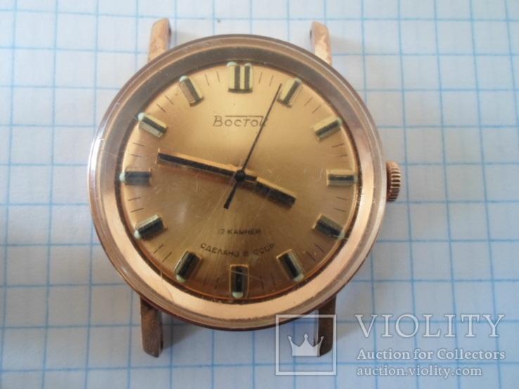 Часы продам восток золотые victorinox продать часы