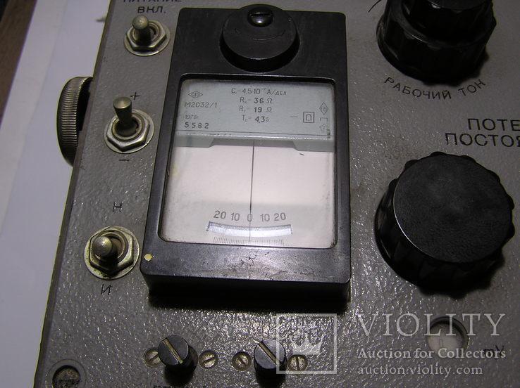 Потенциометр постоянного тока ПП-63. Б\у., фото №3