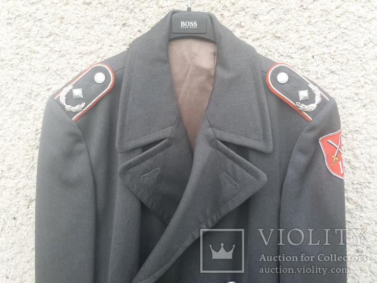Шинель армейская, фото №3