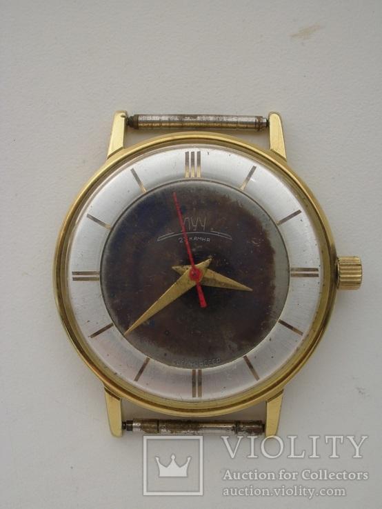 Часы Луч в позолоте AU20