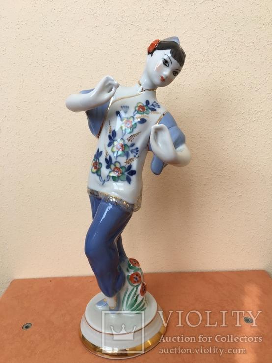 Статуэтка Танцующая Китаянка, Вербилки