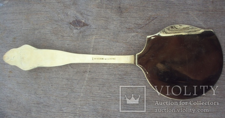 Лопатка для торта Eales 1779 Italy., фото №6