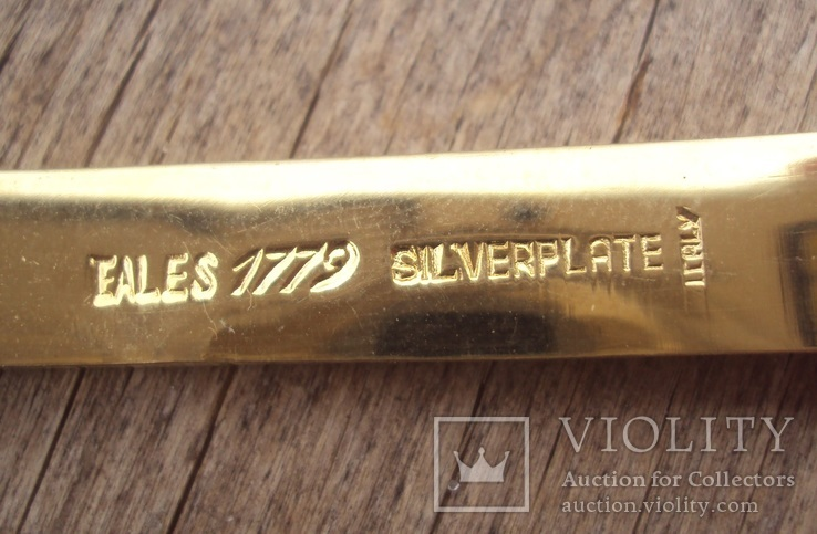 Лопатка для торта Eales 1779 Italy., фото №9