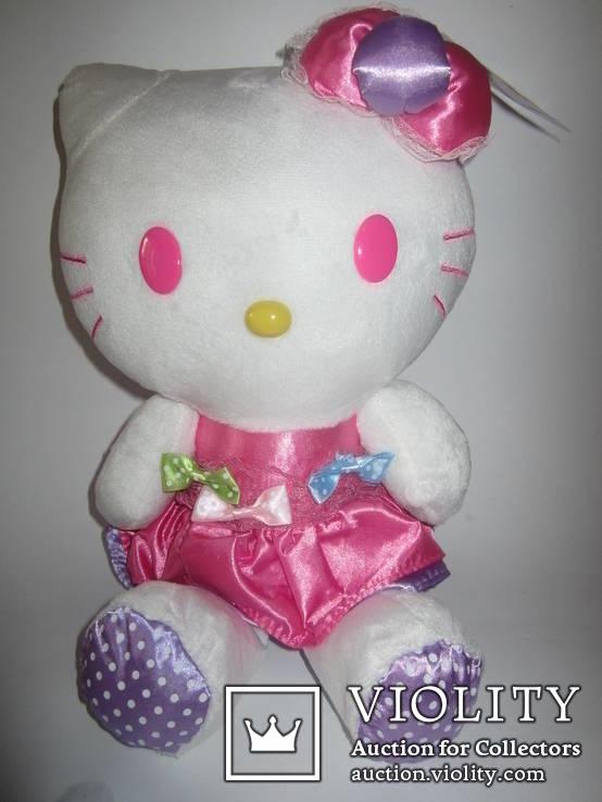 Кошечка Хеллоу Китти Hello Kitty 33см, фото №2