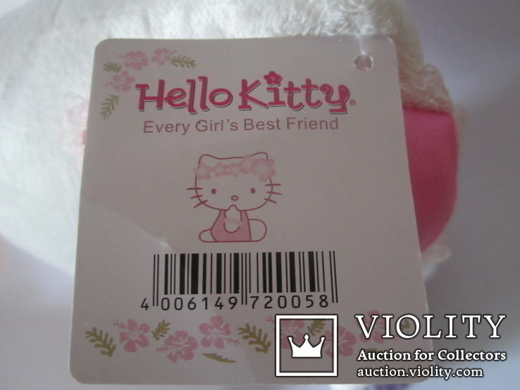 Кошечка Хеллоу Китти Hello Kitty 33см, фото №8