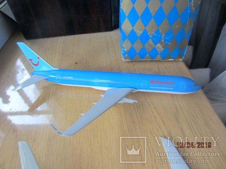 Три коллекционе самолета 1:100, фото №5