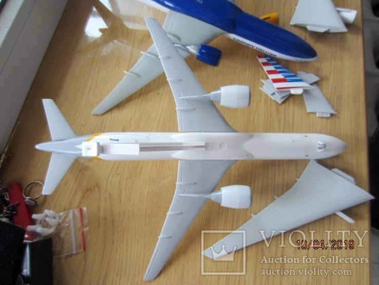 Три коллекционе самолета 1:100, фото №7